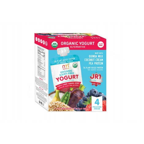 nurturMe organic baby yogurt box