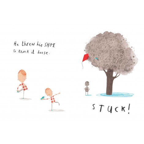 a little stuck book for 2 year olds page