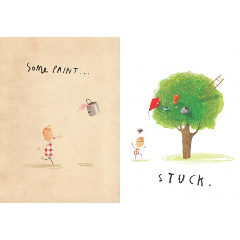 a little stuck book for 2 year olds page 2