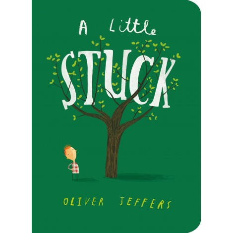 a little stuck book for 2 year olds cover
