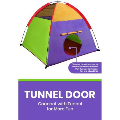 Alvantor Camping Playground kids play tents tunnel