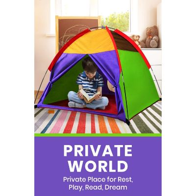 Alvantor Camping Playground kids play tents model