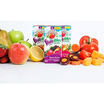Apple & Eve Fruitable juice for kids display