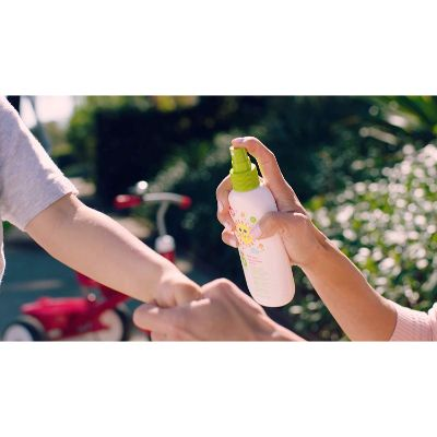 babyganics natural  insect repellent for kids spray