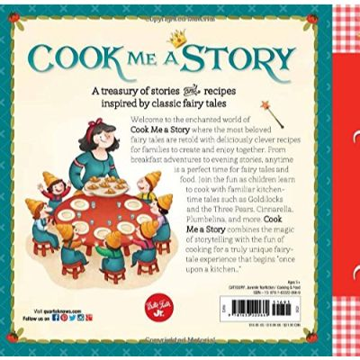 cook me a story best cookbooks for kids back