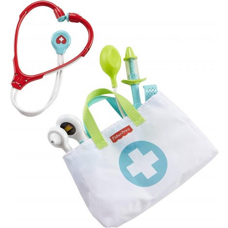 fisher-price medical kids doctors kit pieces