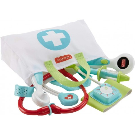 fisher-price medical kids doctors kit bag