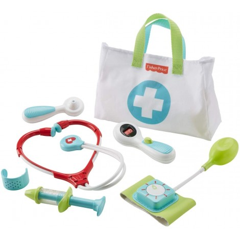 fisher-price medical kids doctors kit