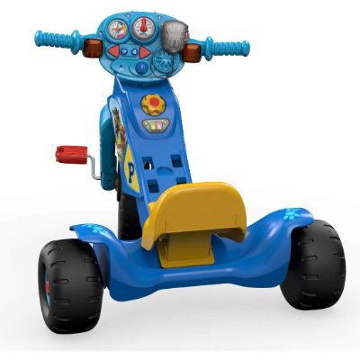PAW Patrol Trike big wheels for kids  back