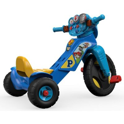 PAW Patrol Trike big wheels for kids side two