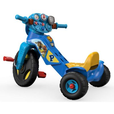 PAW Patrol Trike big wheels for kids  side