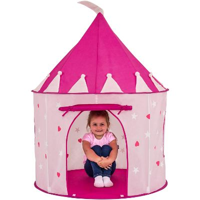 foxprint princess castle kids play tent girl