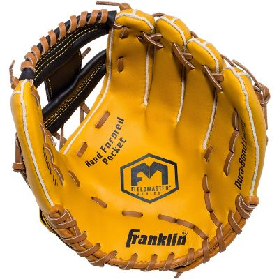 franklin sports field master series kids baseball gloves right hand
