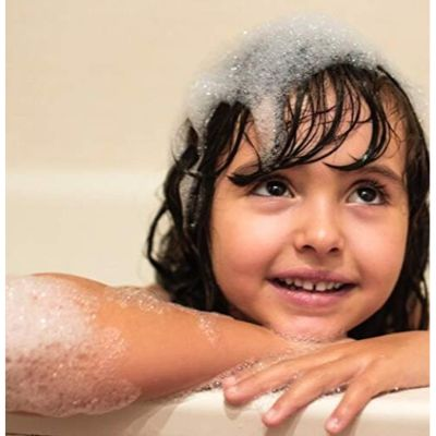 fresh monster coconut 2-in-1 shampoo for kids and babies suds