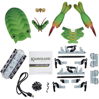 Kamigami Mantix Robot best bug toys pieces