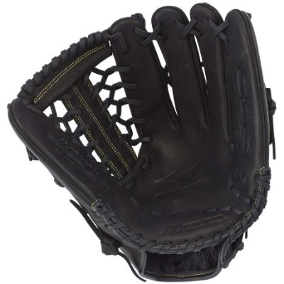 mizuno mvp kids baseball gloves front