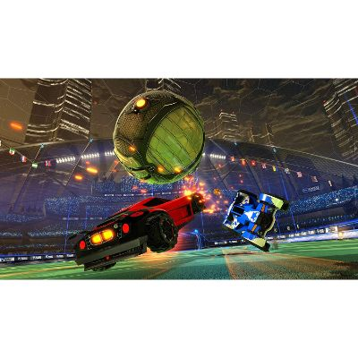 Rocket League Ultimate Edition Best XBox One Games For Kids screen one