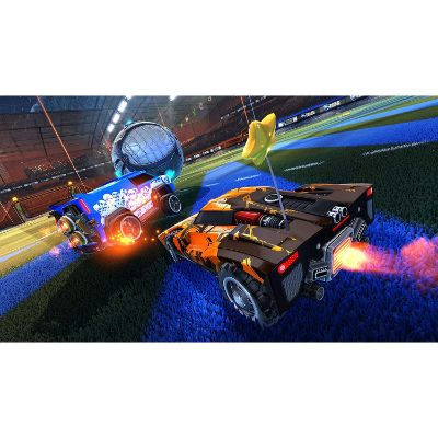Rocket League Ultimate Edition Best XBox One Games For Kids screen two