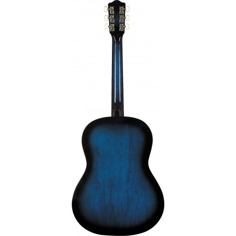 rogue Starter Acoustic kids guitar back view