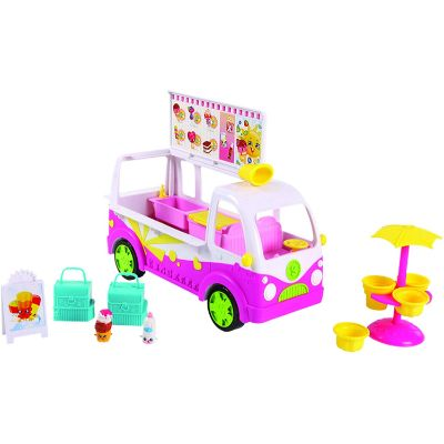 moose toys season 3 scoops ice cream truck shopkins toys for kids parts
