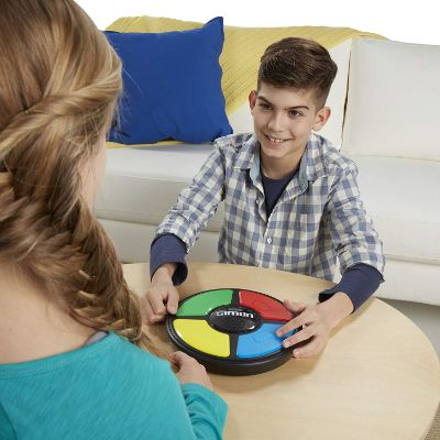 simon electronic memory game adhd toy players