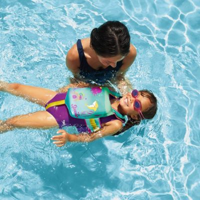 Speedo Begin to Swim Float Coach swim vests & jackets for toddlers and kids girl