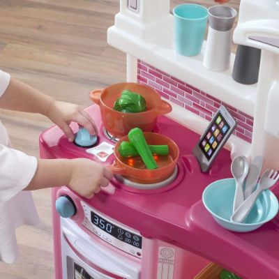 Step2 Fun with Friends Kitchen play kitchen for kids and toddlers stove