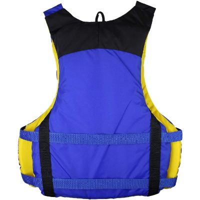 Stohlquist Youth Fit Life Jacket swim vests and jackets for kids and toddlers back