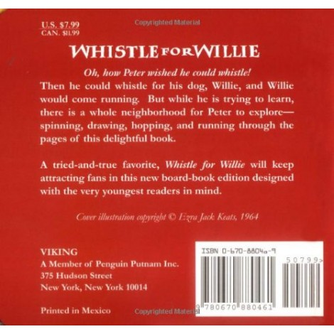 whistle for willie book for 2 year olds back