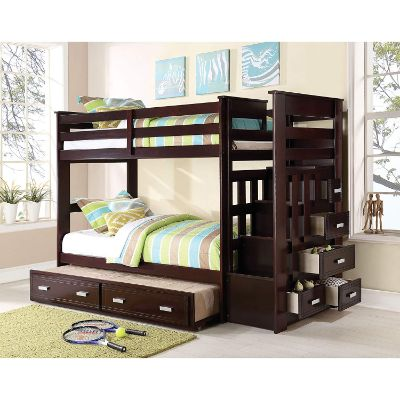 allentown trundle bunk and loft beds for kids room