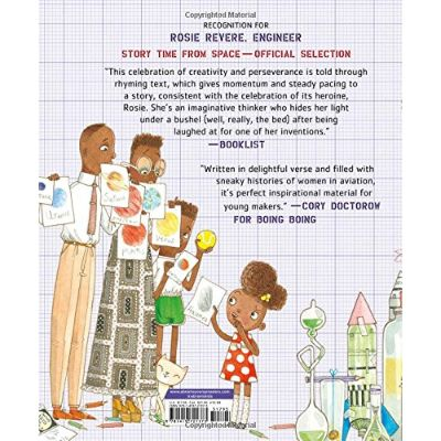 ada twist scientist book for 6 year olds back