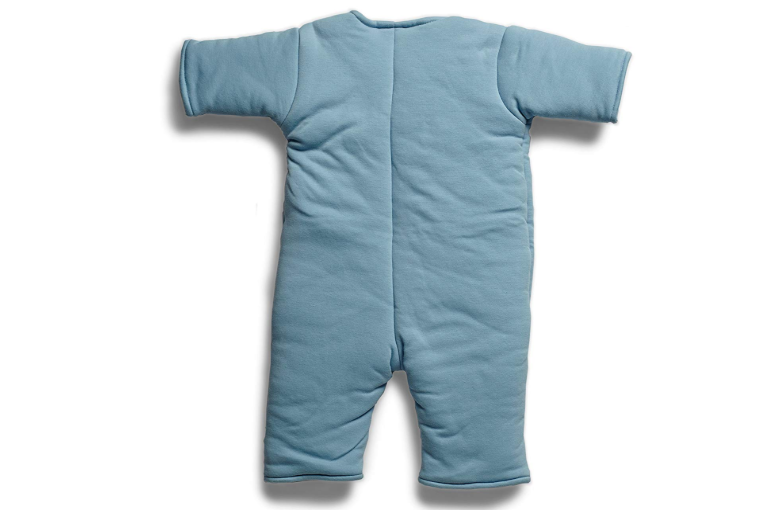 Baby Merlin's Magic Sleepsuit back view