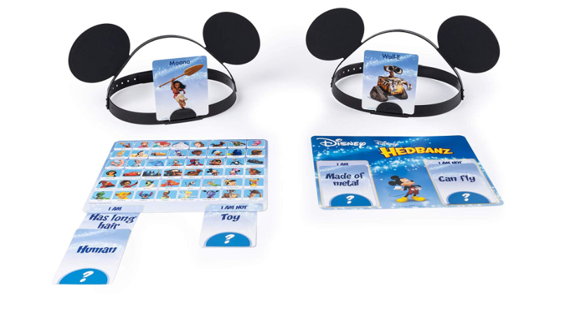 hedbanz game disney