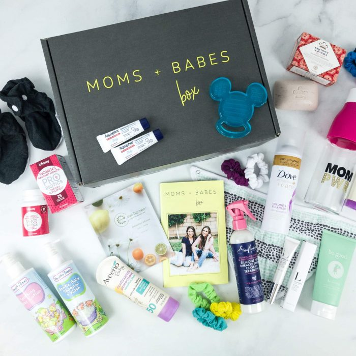 moms and babes baby subscription box