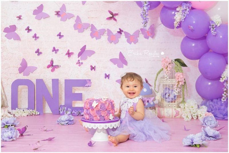 butterflies party theme for kids