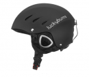 lucky bums kids ski helmet black