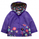 arshiner girl baby coat hooded