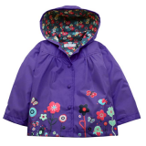 Arshiner Girl Waterproof Hooded