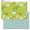 baby care country town baby playmat design