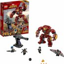 marvel lego set avengers infinity war the hulkbuster pieces