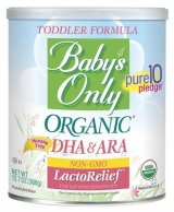 Baby's Only LactoRelief with DHA & ARA