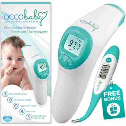 OCCObaby clinical forehead baby thermometer