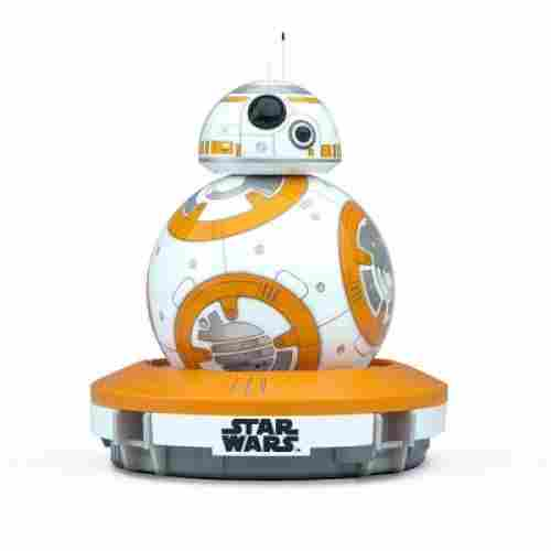 sphero BB-8 droid star wars toy design