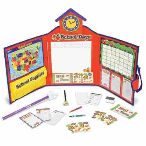 pretend & play school set learning resources toy 149 pieces