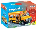 playmobil school bus pack