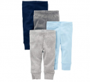 Boys' 4-Pack Pant preemie baby clothes