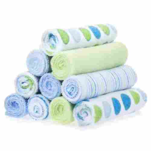 spasilk soft terry baby washcloths design