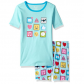 The Children's Place Girls' Short Sleeve