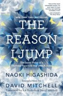 the reason I jump autism book cover