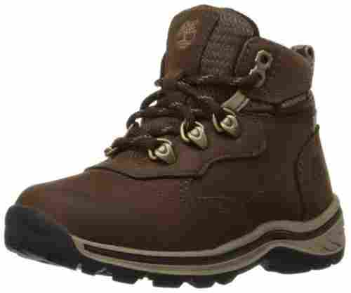timberland whiteledge kids hiking boots